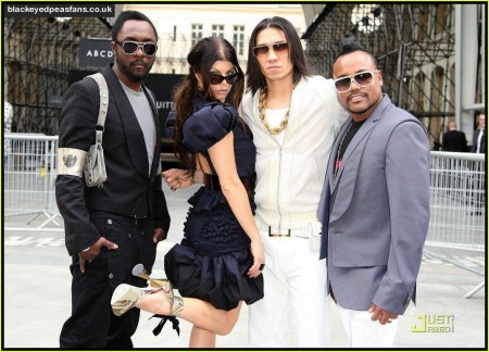 Black Eyed Peas Shared Picture