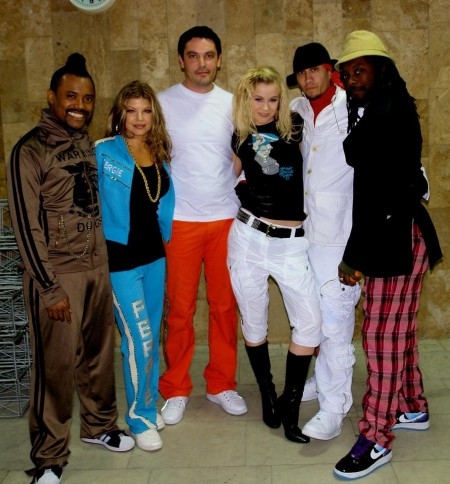 Stereolizza Black Eyed Peas Shopping