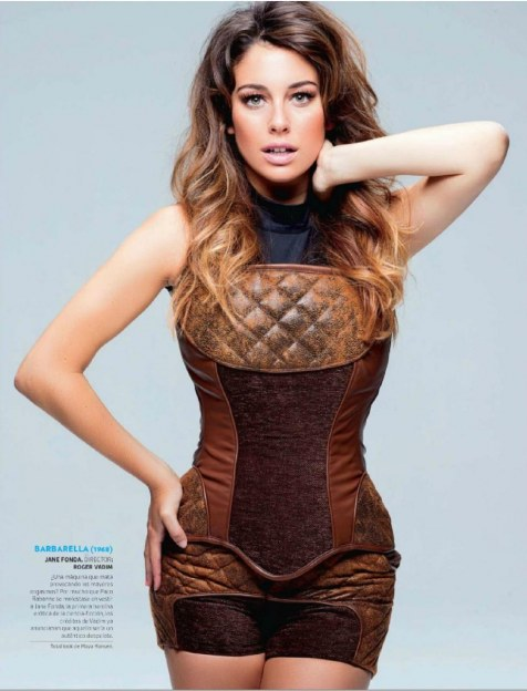 Blanca Suarez Cinemania Magazine