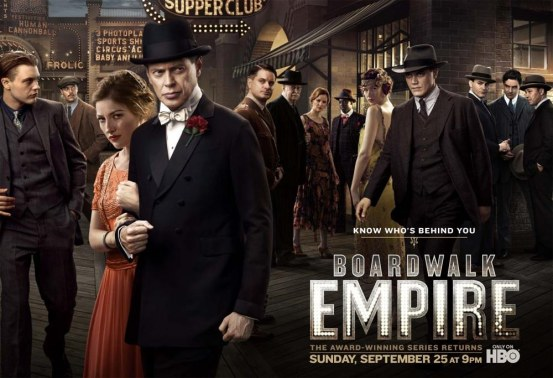 Boardwalk Empire Season Sezonul Wallpaper Cast Wallpaper