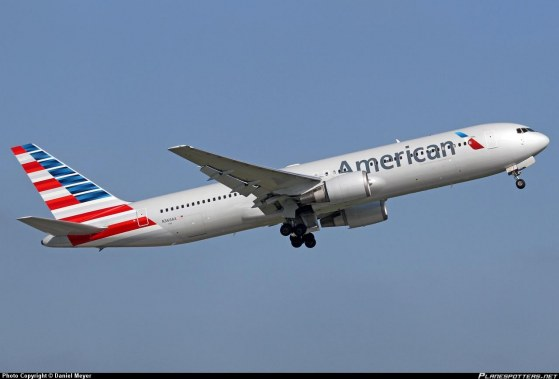 Aa American Airlines Boeing Planespottersnet American Airlines