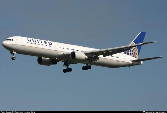 United Airlines Boeing Planespottersnet United Airlines