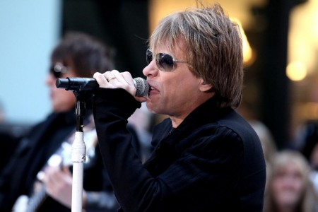 Full Bon Jovi Today Show Wenn