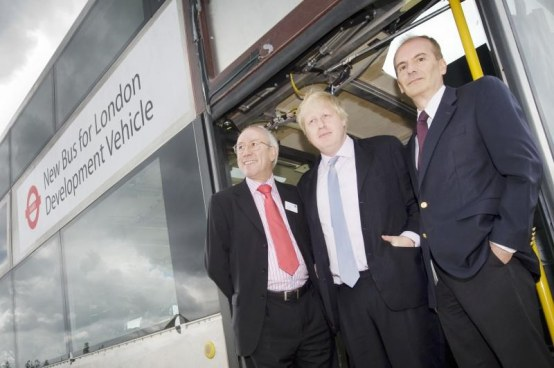 Boris Bus Body