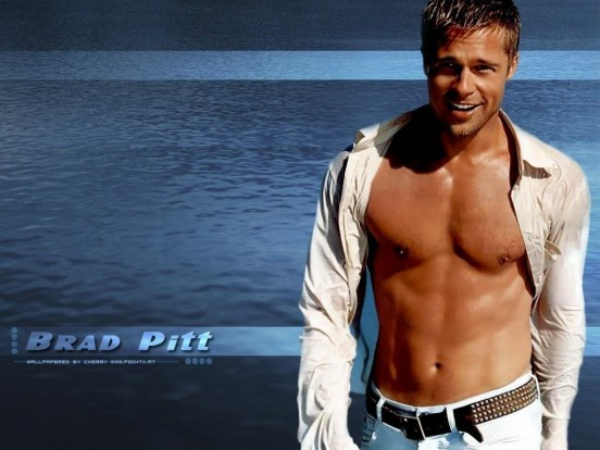 Brad Pitt Wallpaper Normal Wallpaper