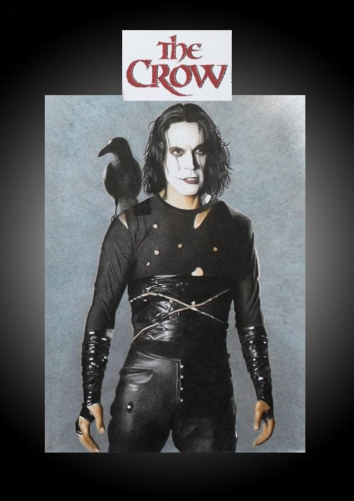 Brandon Lee The Crow Death Hd Wallpapers
