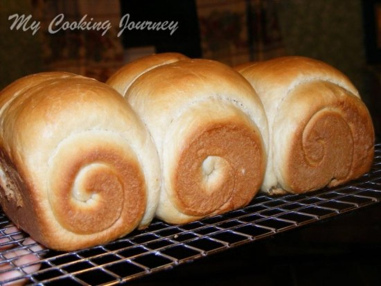 Whole Wheat Bread Using Tangzhong Method  Cooking