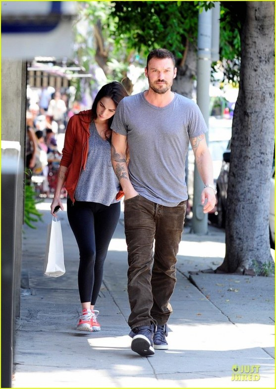 Celebrity Bumps Style Thread For Mommies To Megan Fox Brian Austin Green Little Doms