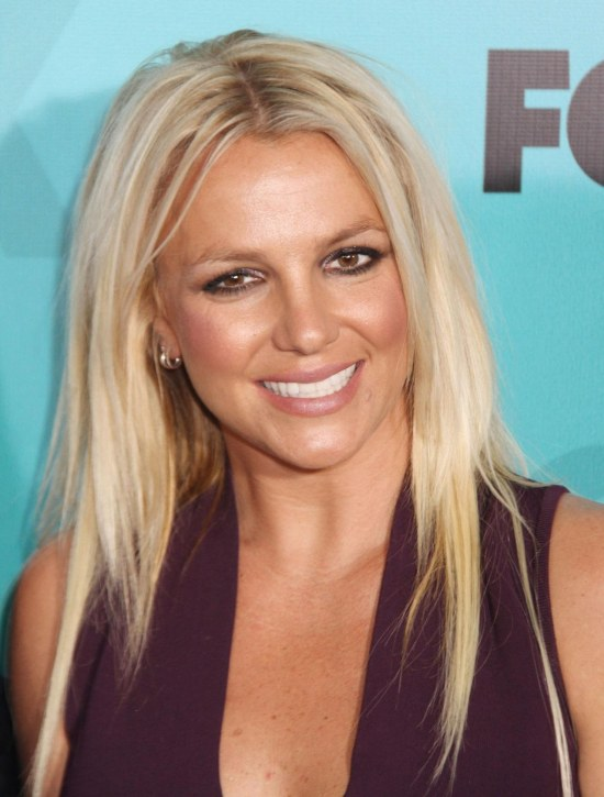 Fox Upfronts In New York City May Britney Spears