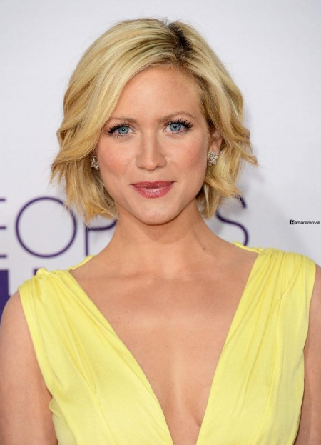 Brittany Snow At Peoples Choice Awards In Los Angeles