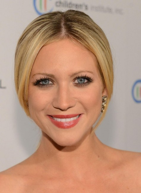 Brittany Snow At Rd Annual Autumn Party In Hollywood Beach