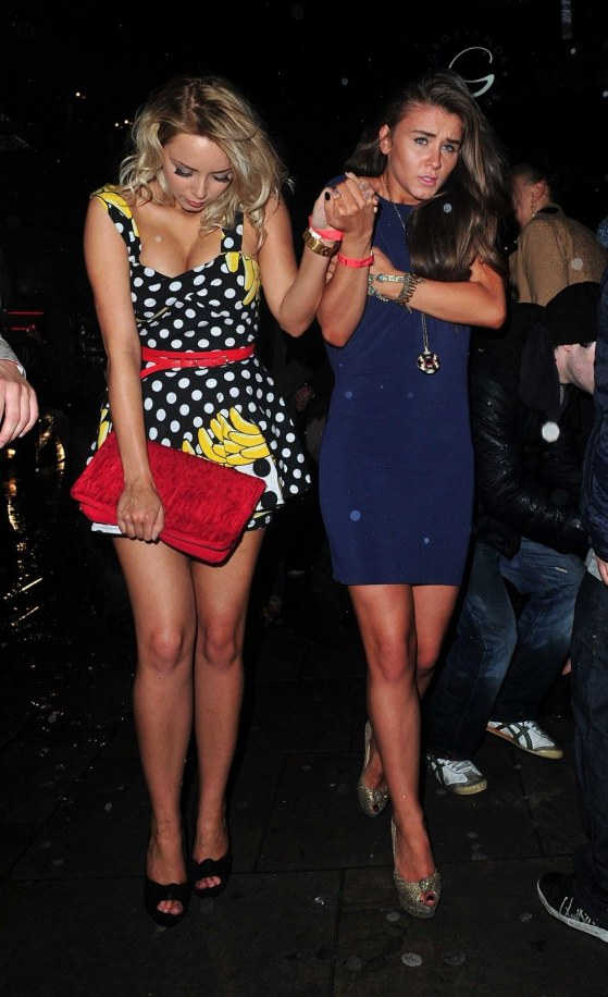 Brooke Vincent At The British Soap Awards After Party In London Th April Movies