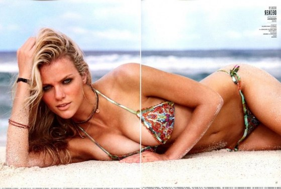 Brooklyn Decker Sports Illustrated Swimsuit Pic Sports Illustrated