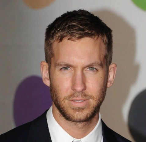 Calvin Harris Hairstyle