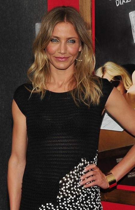 Cameron Diaz Bad Teacher Premiere June Young