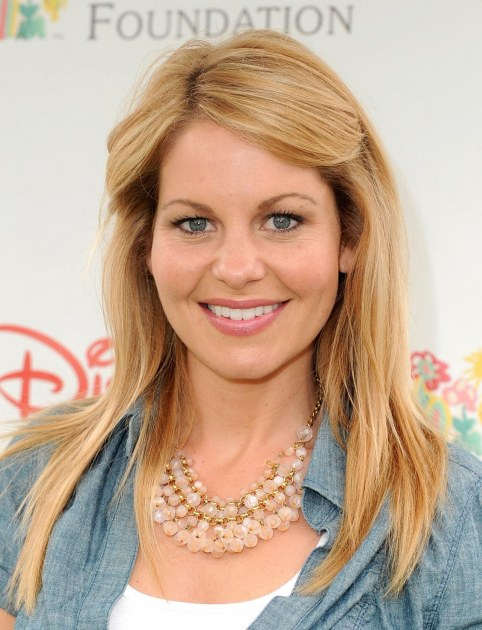 St Annual Time For Heroes Celebrity Picnic Candace Cameron Bure Candace Cameron Bure Full House