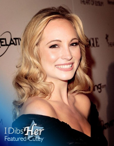 Candiceaccola Idibsher Blonde