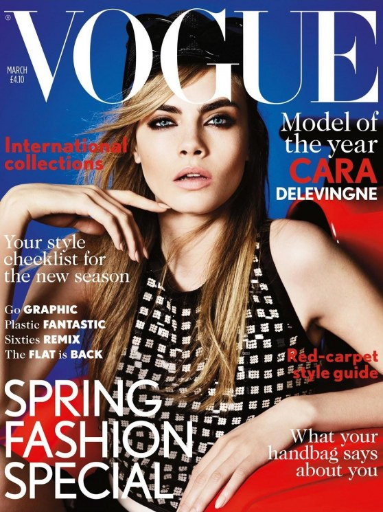 Vogue March Jan Vogue