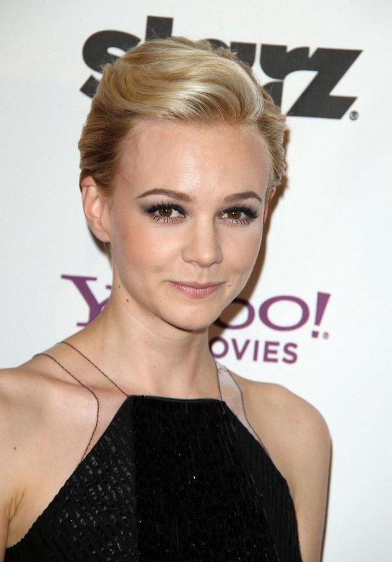 Full Carey Mulligan Hair