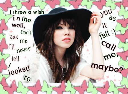 Call Me Maybe Carly Rae Jepsen Source