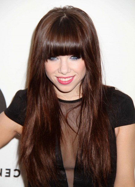Carly Rae Jepsen At Night Of Too Many Stars Autism Event In New York