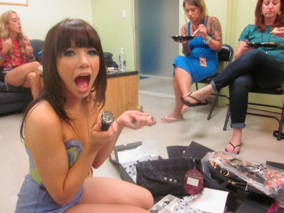 Carly Rae Jepsen Carly Big Brother