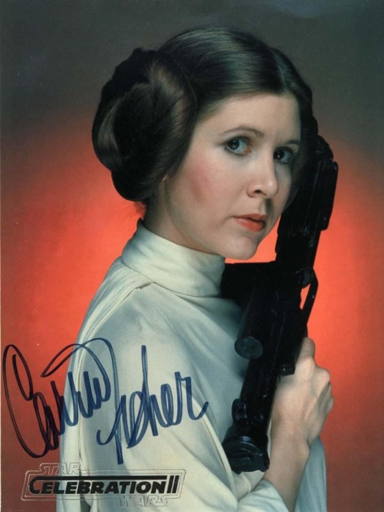 Carrie Fisher Mobile Wallpaper Other Wallpaper