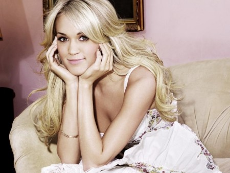 Carrie Pretty Wallpaper Carrie Underwood