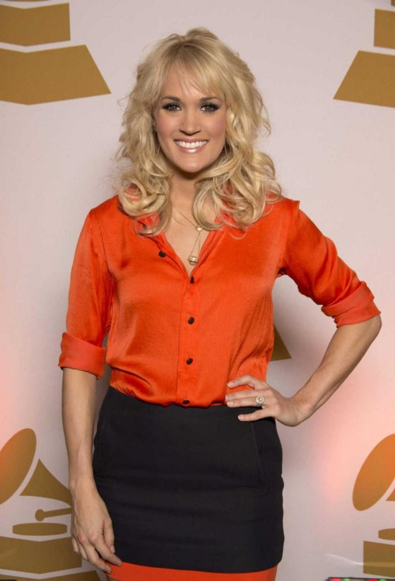 Carrie Underwood Grammy Nominee Party