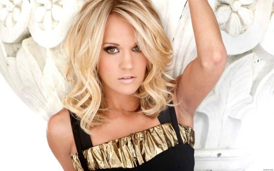 Carrie Underwood Lying Wallpaper Wallpaper