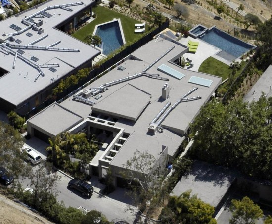 Courteney Cox Celebrity Homes Zq Igvnbrhsx