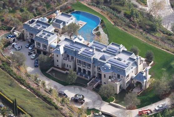 Gisele Tom Brady House