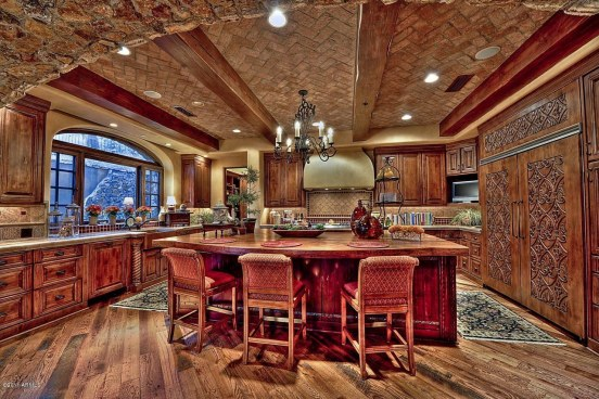 Inside Photos Of Celebrity Homes Celebrity Room Showdown Kitchens Hgtv Frontdoor Real Estate