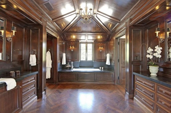 Inside Photos Of Celebrity Homes Davidwolperjerryhermanbelairhomeinterior