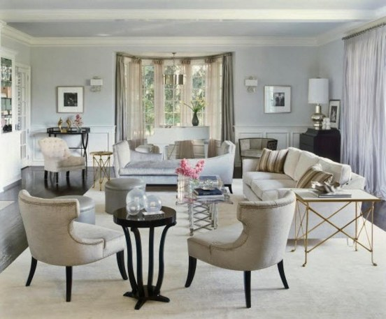 Jennifer Lopez Living Room Celebrity Living Rooms