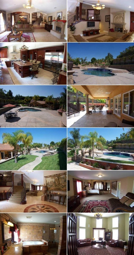 Randy Carlyle House Celebrity Houses