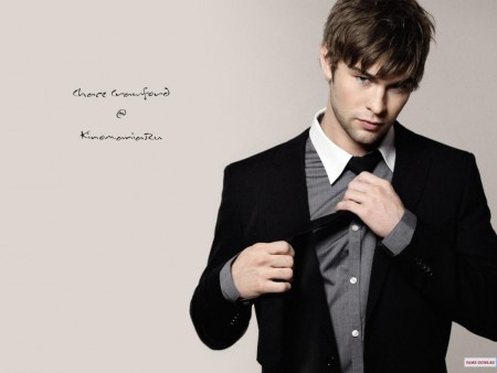 Chace Crawford Actor Wallpaper