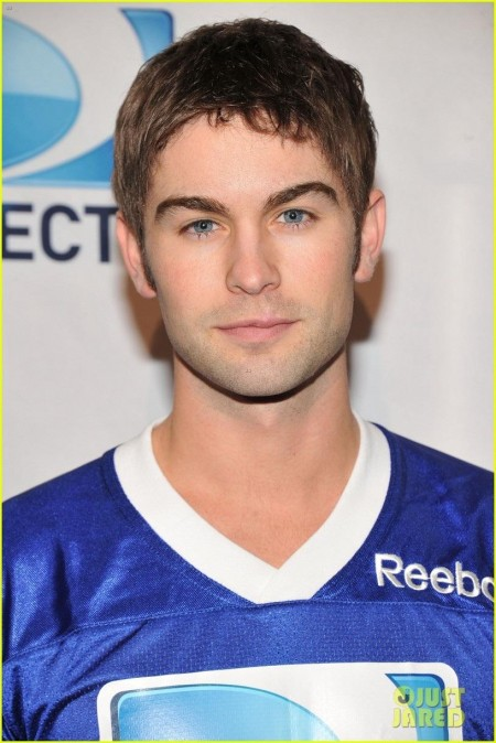 Chace Crawford At Sixth Annual Celebrity Beach Bowl Game Gossip Girl