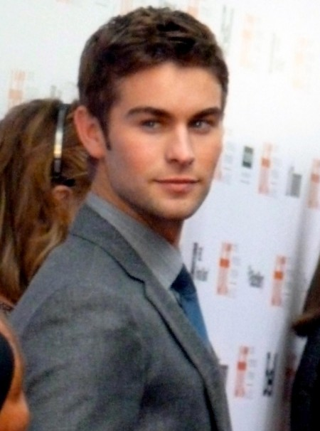 Chace Crawford Tiff