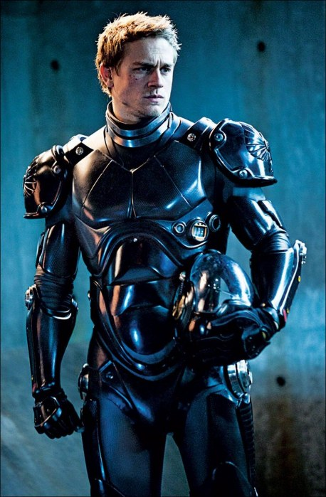 Charlie Hunnam In Pacific Rim Movie Image