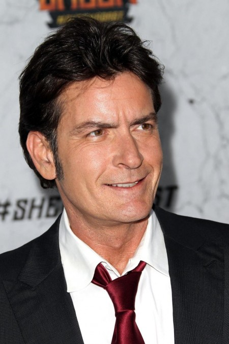 Charlie Sheen Large Picture