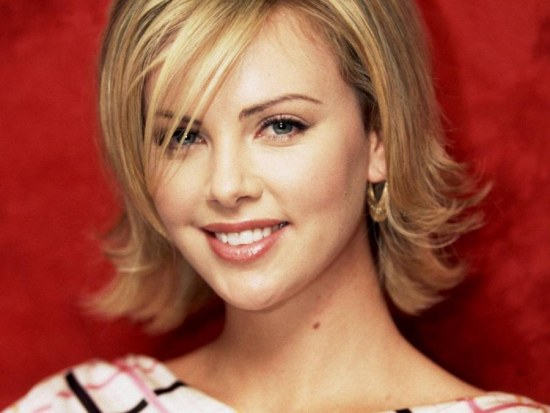 Charlize Theron Wallpaper Hair