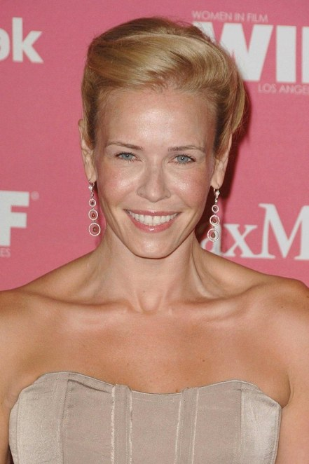 Chelsea Handler Tape Hairstyle Movies Pics Pictures Photos Fashion