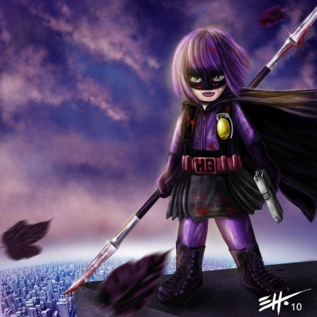 Hit Girl By Neo Br Hit Girl