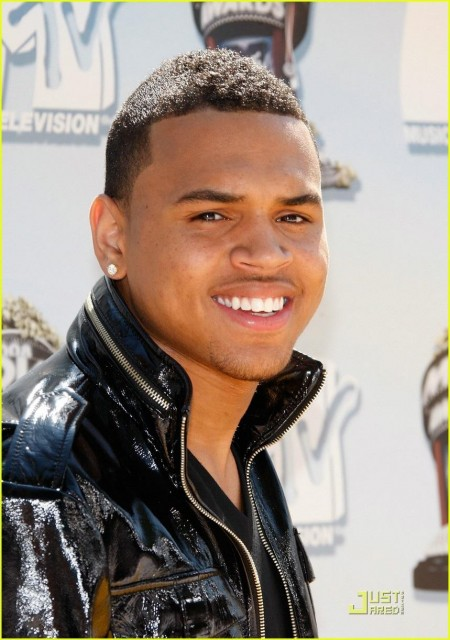Chris Brown Cute Eyes