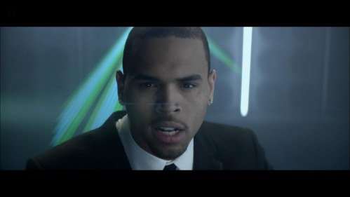 Chris Brown Turn Up The Music Music
