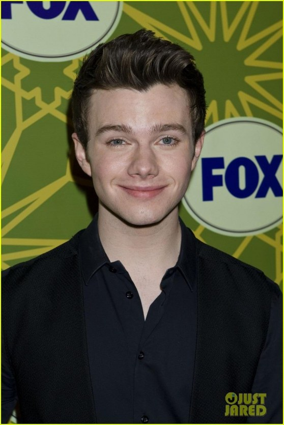 Chord Overstreet Chris Colfer Fox All Star Party With Glee Guys Hottest Actors Hot