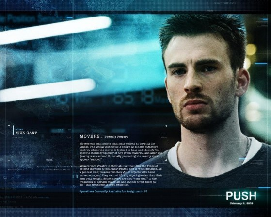 Chris Evans In Push Wallpaper Desktop Background Screensaver Hd Wallpaper