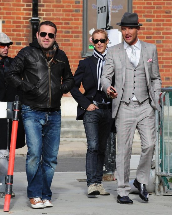 Matt Goss Chris Moyles Matt Goss London Mayfair Yr Yfuspx