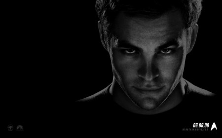 Chris Pine In Star Trek Wallpaper Star Trek